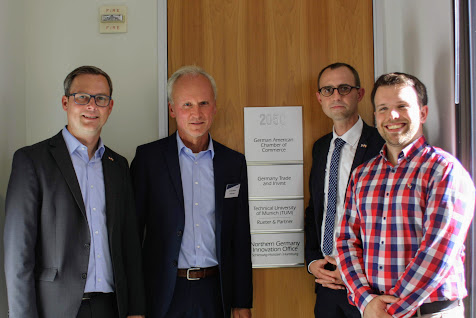 Opening of Northern Germany Innovation Office Schleswig-Holstein
